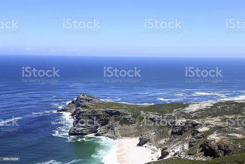 Cape Point National Park stock photo