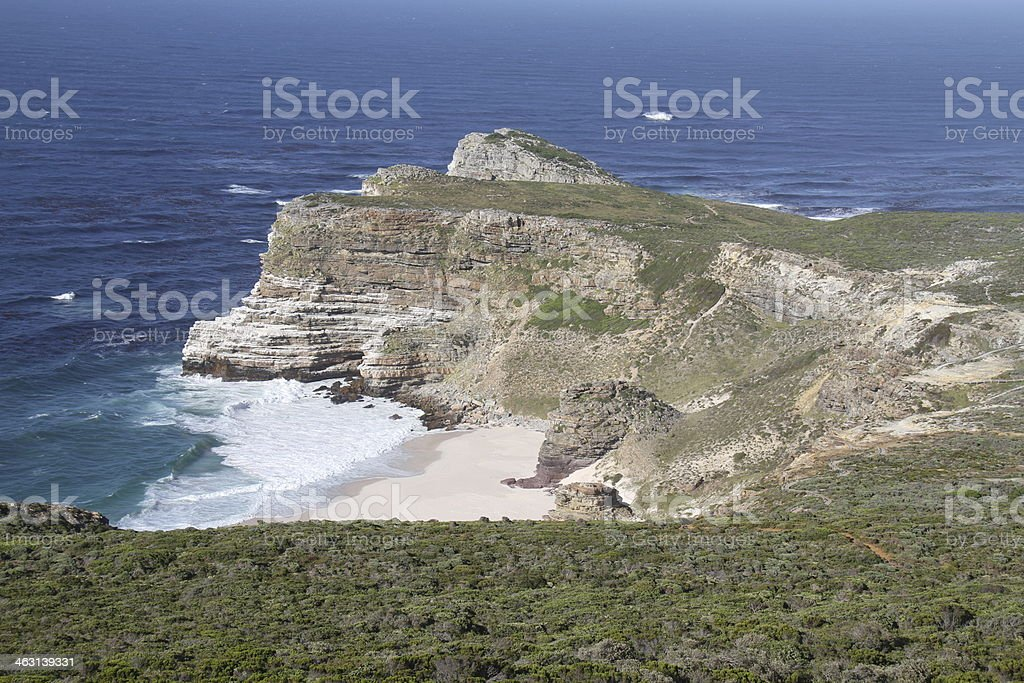 Cape Point Nature Reserve stock photo