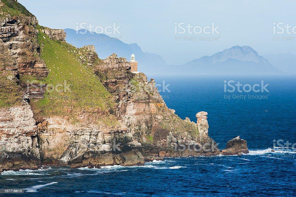 Cape Point stock photo