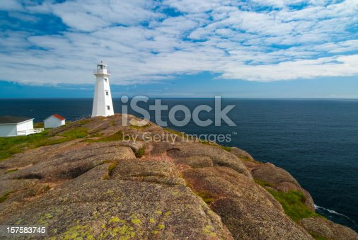 The most easterly point in North America, Cape Spear served as a strategic location for a lighthouse in the eighteenth century and a military fort in the nineteenth century. Since 1836, the site has been home to the oldest surviving lighthouse in Newfoundland. Restored to its original appearance, the lighthouse interprets the life of a 19th century lightkeeper and his family. Visitors will also learn about the changes in lighthouse responsibility and upkeep. At the tip of Cape Spear are the remains of Fort Cape Spear.