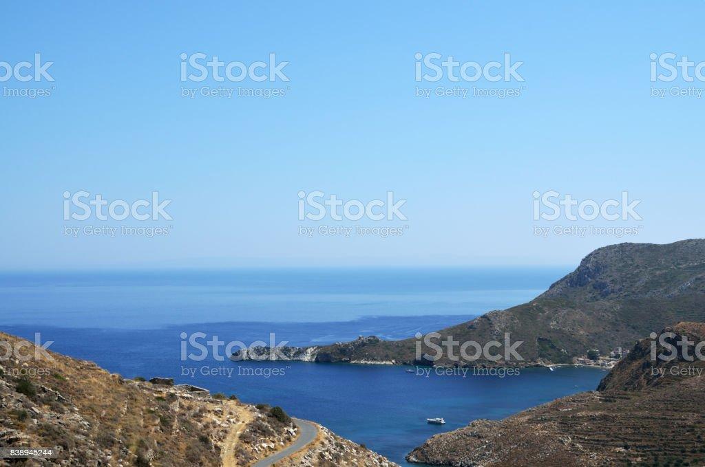Cape Tenaro stock photo