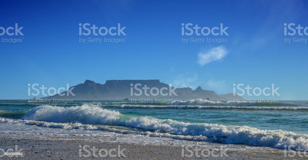Cape Town stock photo
