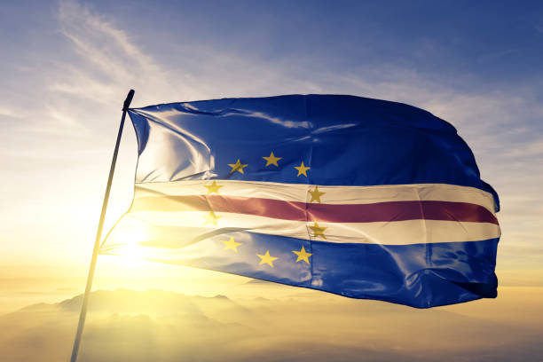 338 Flag Of Cape Verde With Banner Stock Photos, Pictures & Royalty-Free  Images - iStock