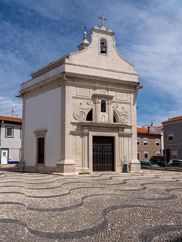 Capela de Sao Goncalinho, the patron saint of Aveiro in Portugal