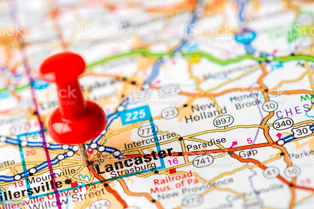 Map Of Pennsylvania Pictures Images and Stock Photos iStock