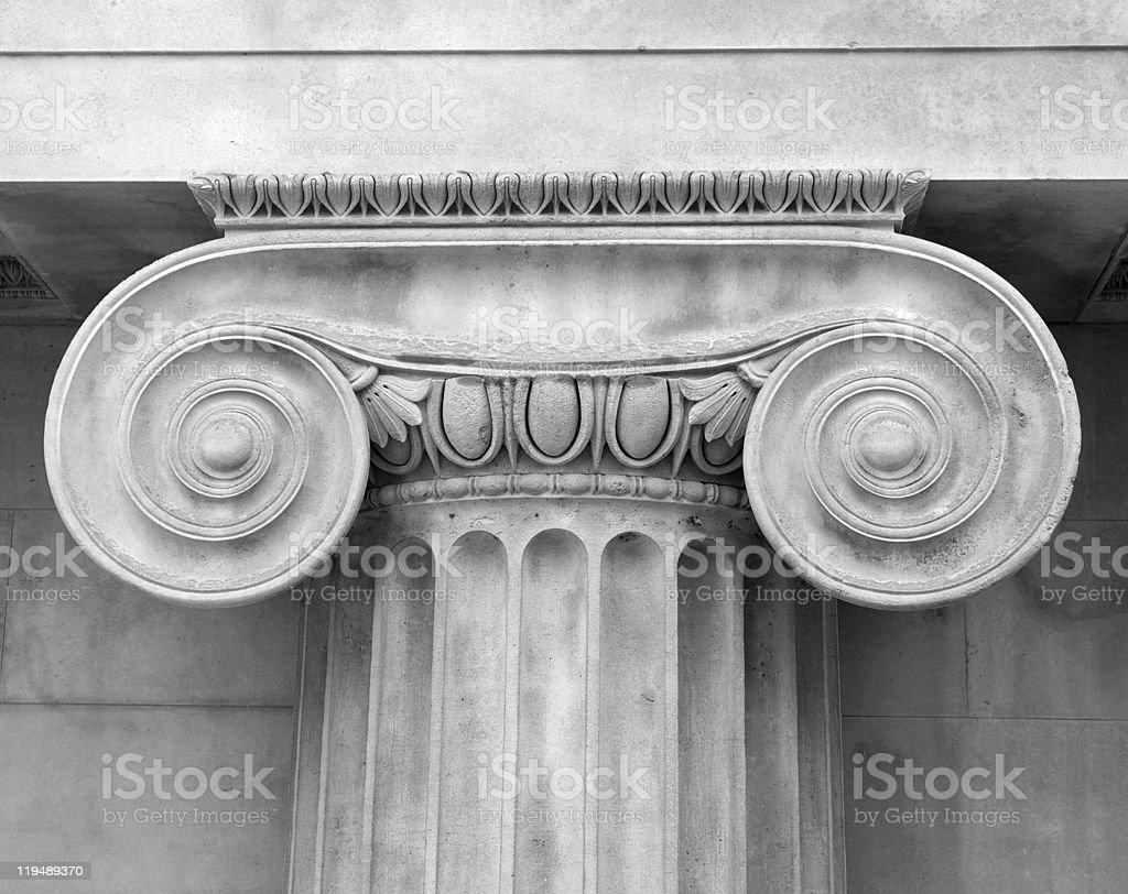 Capital royalty-free stock photo