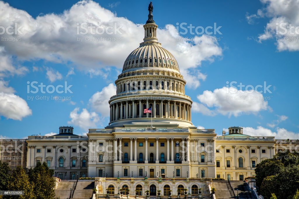 US Capital stock photo