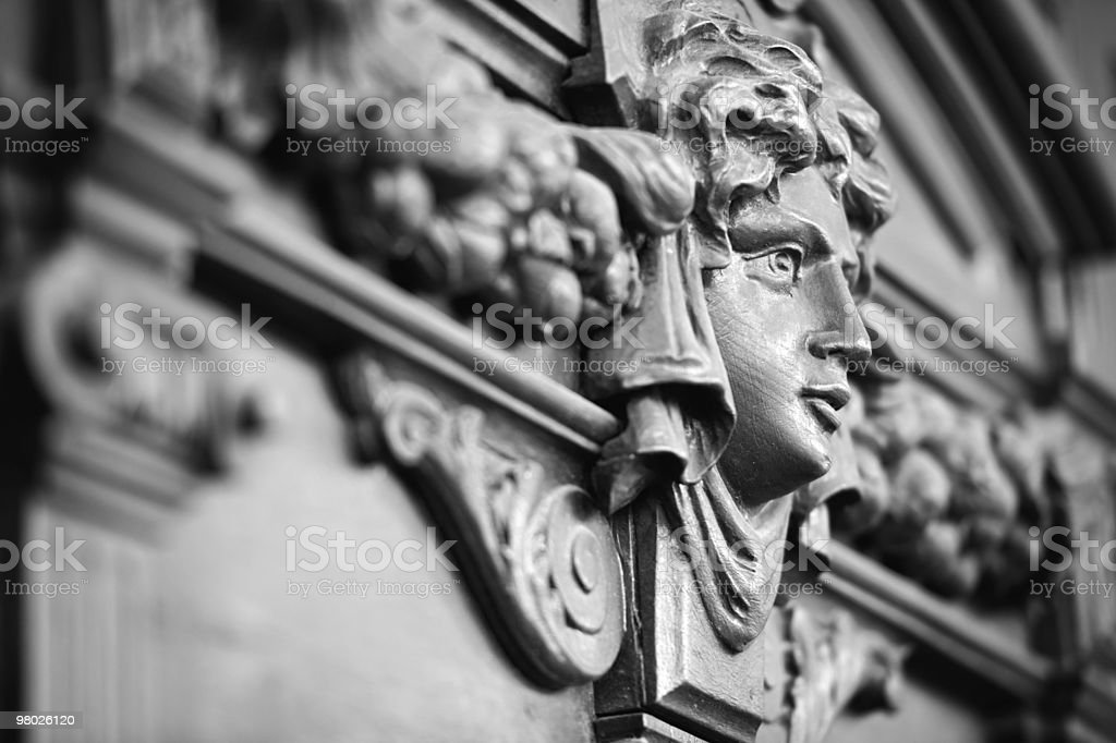Capitello royalty-free stock photo