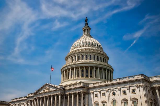 US Capitol 13 stock photo