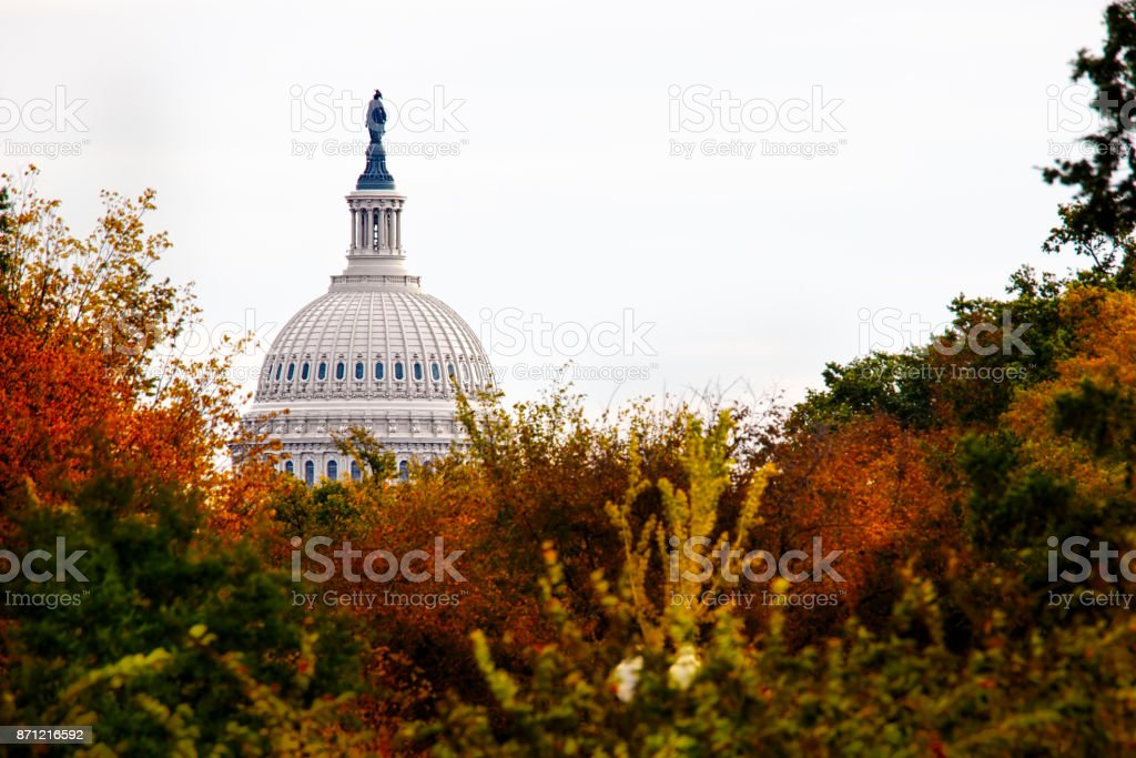 Capitol 2 stock photo