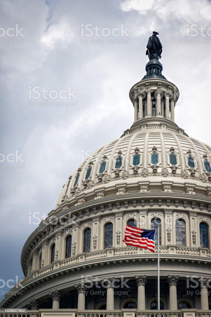 US Capitol 24 stock photo