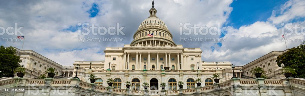 US Capitol 26 (Banner) stock photo