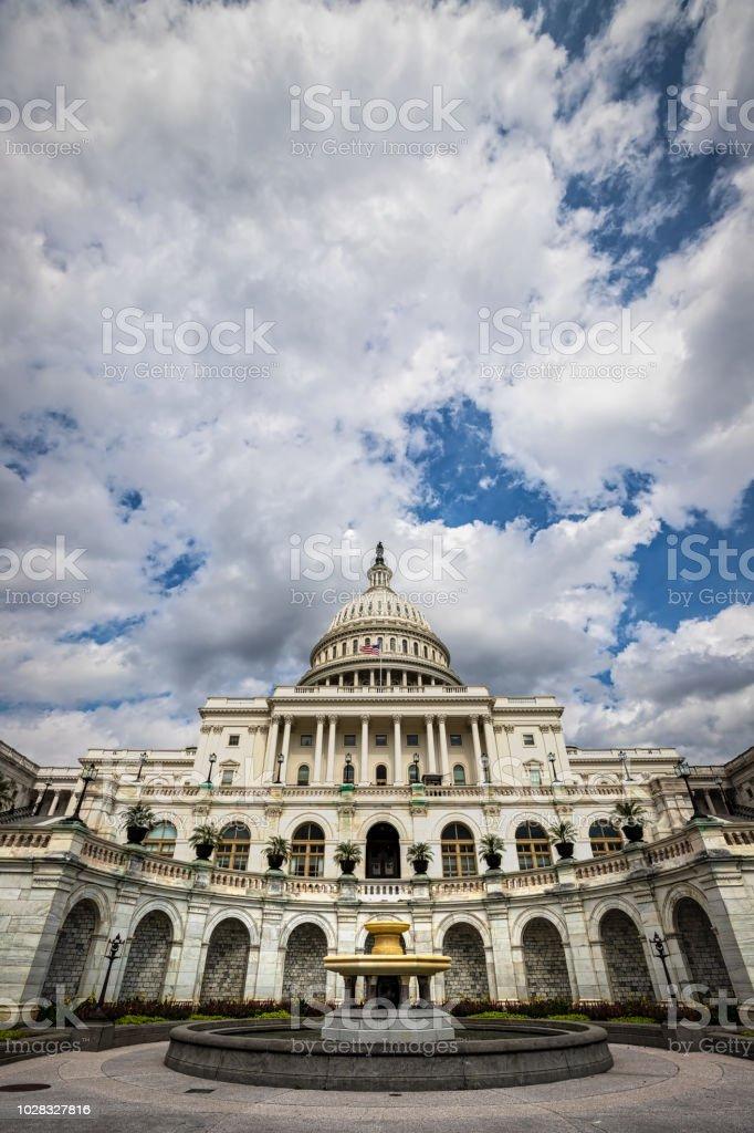 US Capitol 29 stock photo