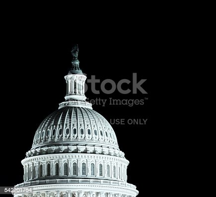 istock US Capitol Building Dome 542201754