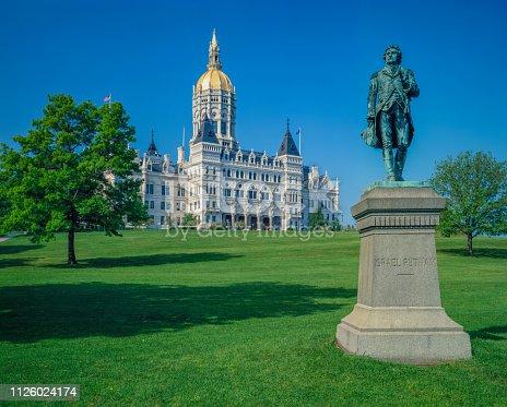 Historical America; Historical travel destination; Patriotic location