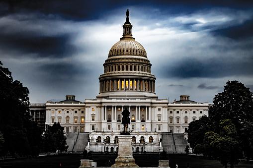 istock US Capitol building 1036372454