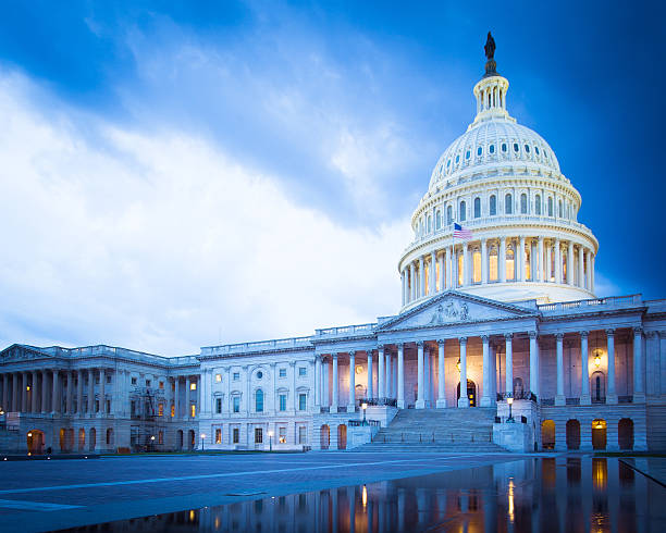 U.S. Capitol Building U.S. Capitol Building capital cities stock pictures, royalty-free photos & images