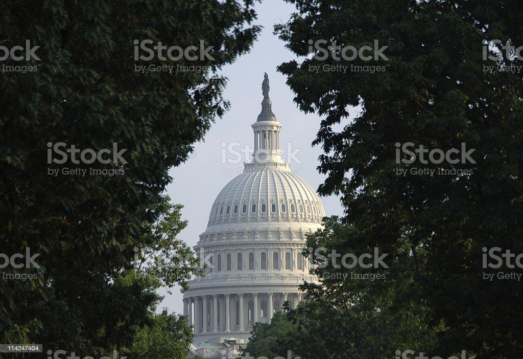 Capitol Dome stock photo