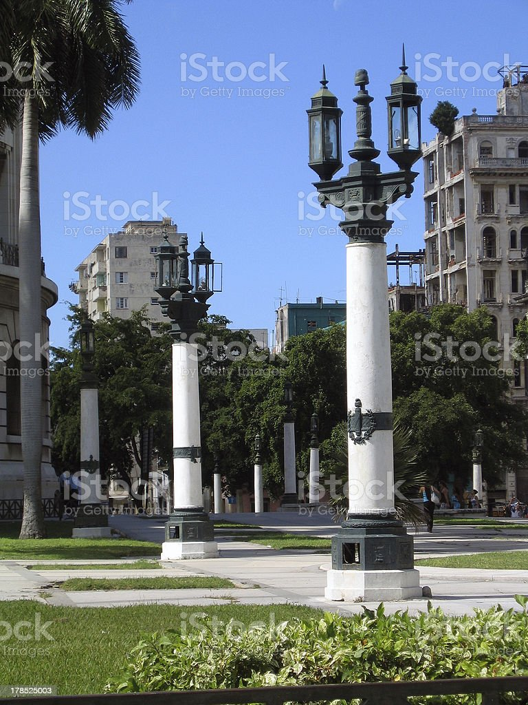 capitol in Havana stock photo