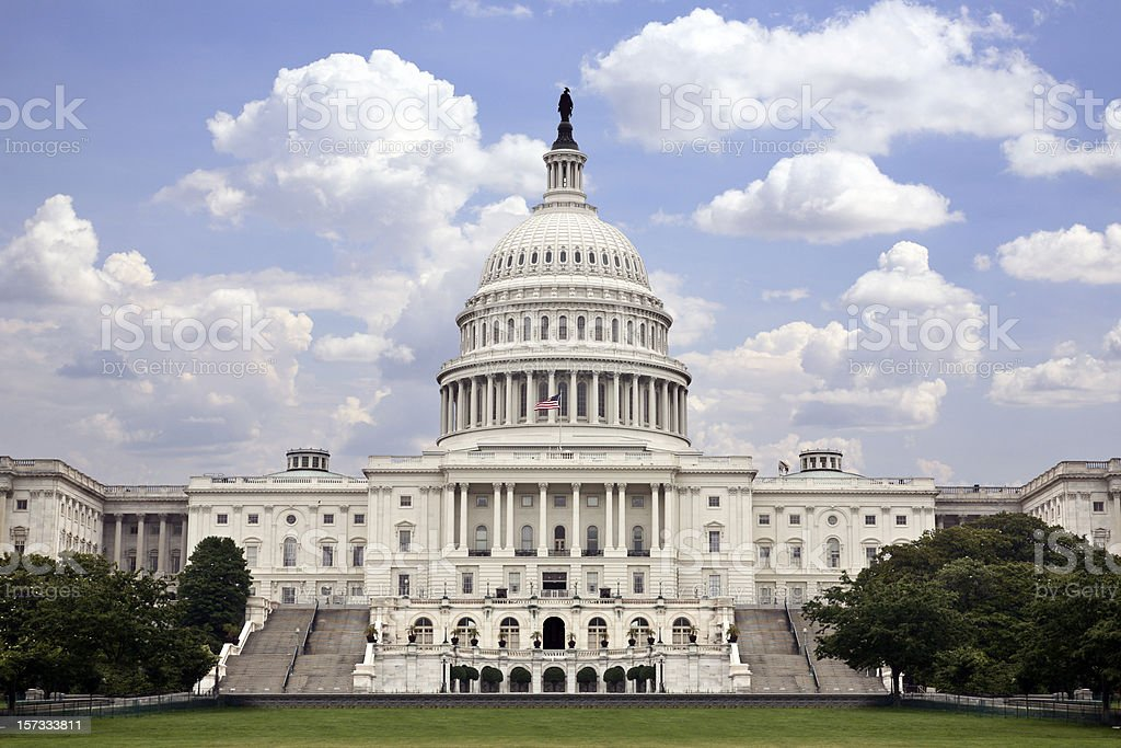 US Capitol http://dieterspears.com/istock/links/button_election.jpg American Culture Stock Photo