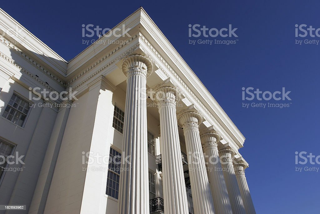 Capitol royalty-free stock photo