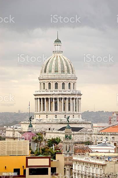 Capitolio at Havana Cuba