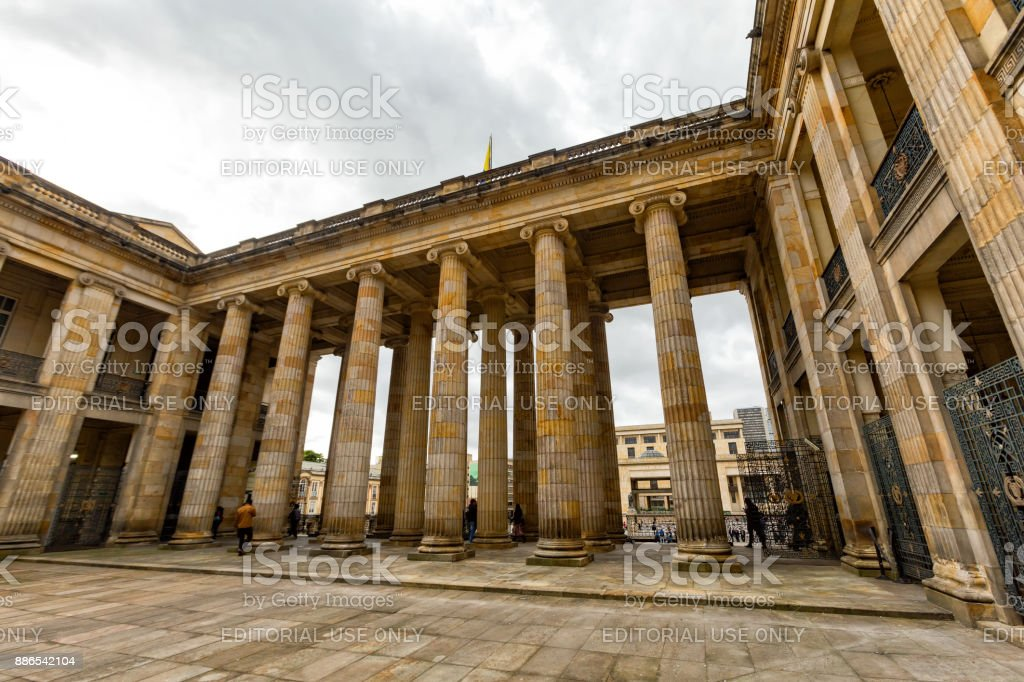Capitolio Nacional stock photo