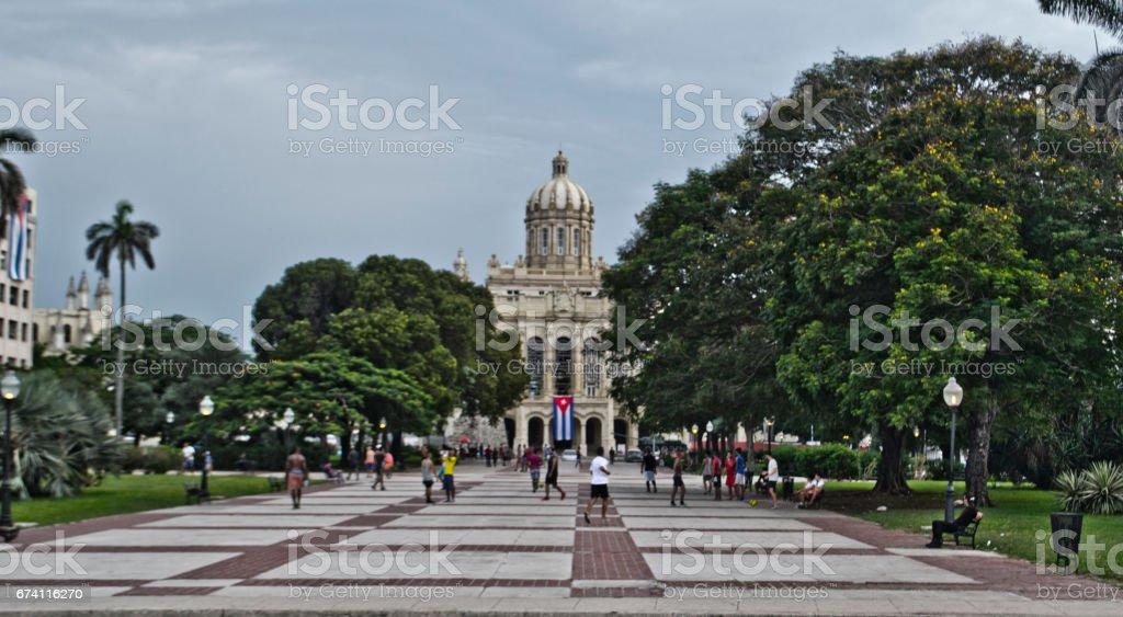 Capitolio 免版稅 stock photo