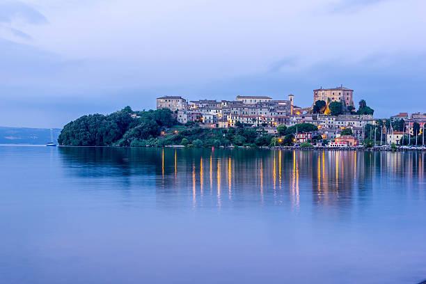 Capodimonte Miasto Lacjum Włochy – zdjęcie