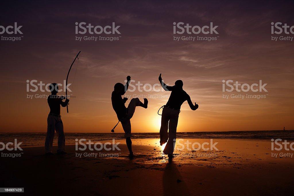 Capoeira stock photo