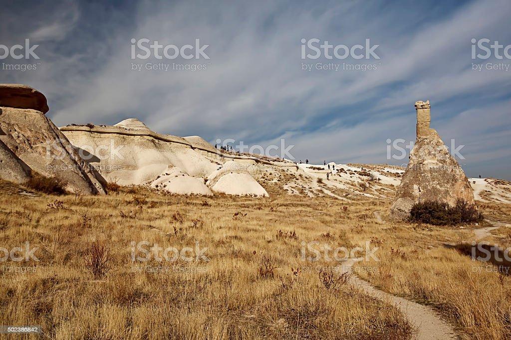 Cappadocia 02 stock photo