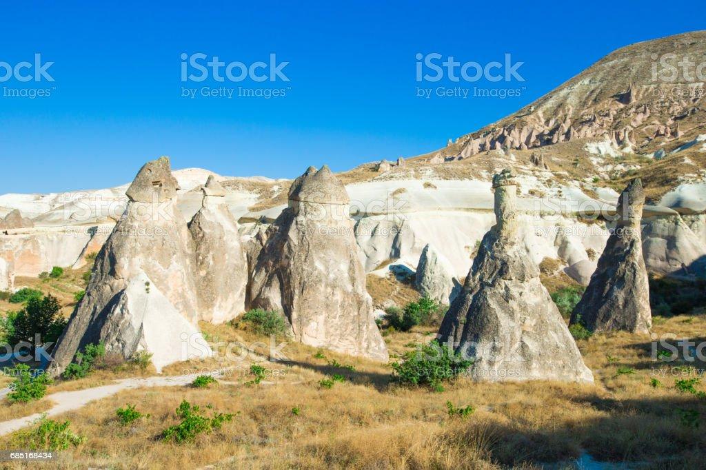 Cappadocia, Anatolia, Turkey. royalty-free stock photo