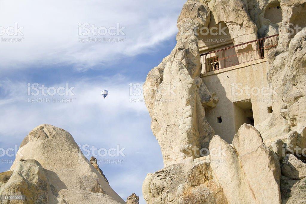 Cappadocia - Goreme Open Air Museum stock photo