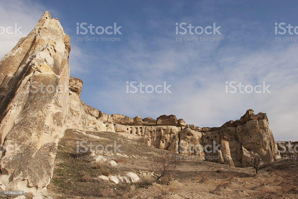 cappadocia royalty-free stock photo