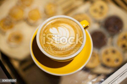 Cappuccino Art, latte art