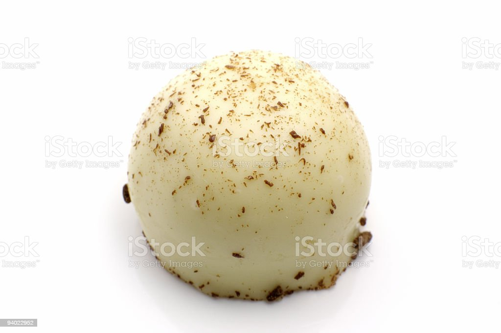 Cappuccino Chocolate royalty-free stock photo