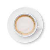istock Cappuccino Coffee Cup and Saucer 928138742
