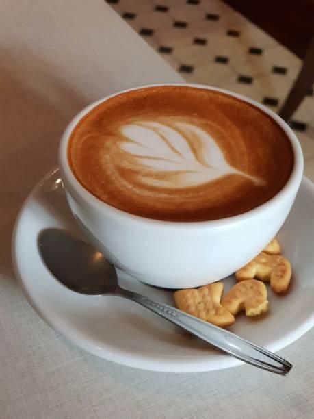 卡布奇諾咖啡 - 咖啡 飲品 個照片及圖片檔