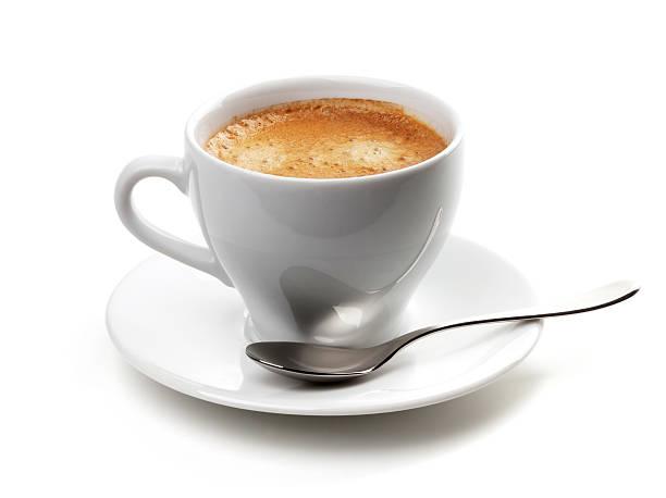 cappuccino tasse - espresso stock-fotos und bilder