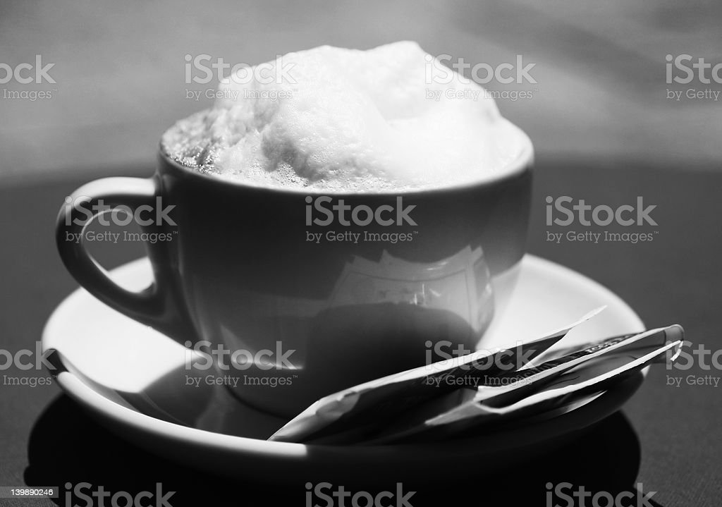 cappuchino royalty-free stock photo