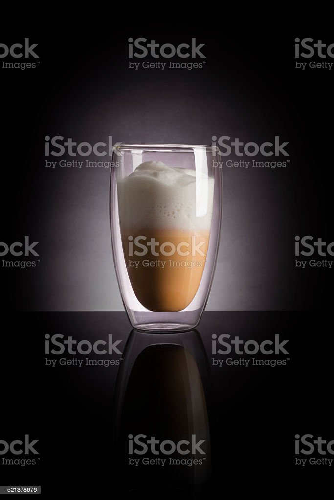 Cappucino. stock photo