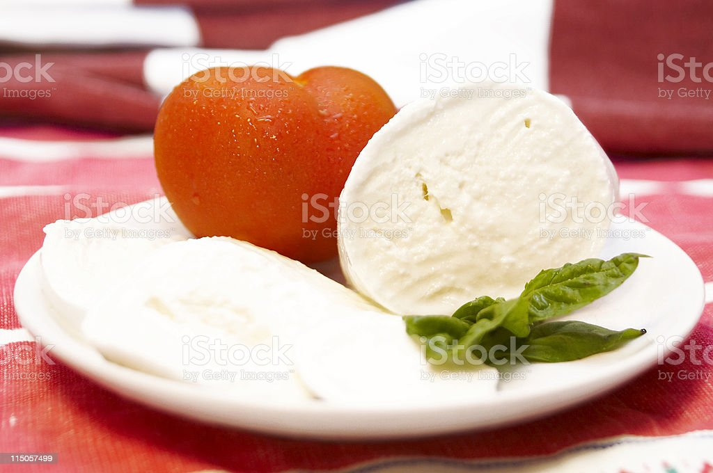 Caprese royalty-free stock photo