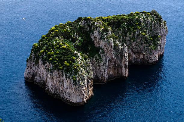 Capri pilas de la forma de pila Monacone, M - foto de stock