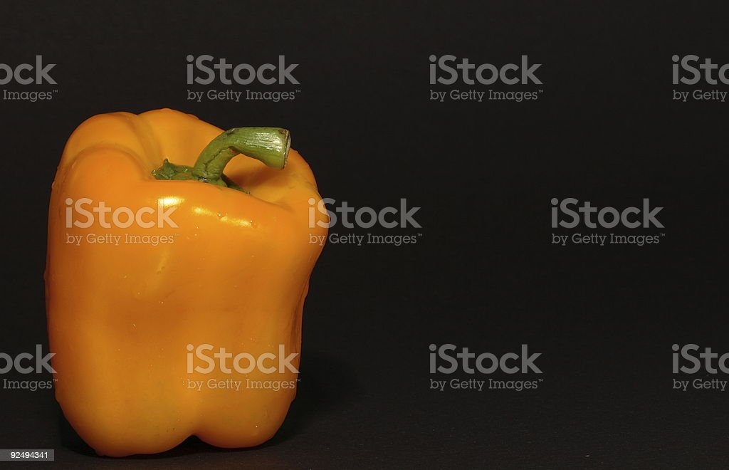 Capsicums royalty-free stock photo