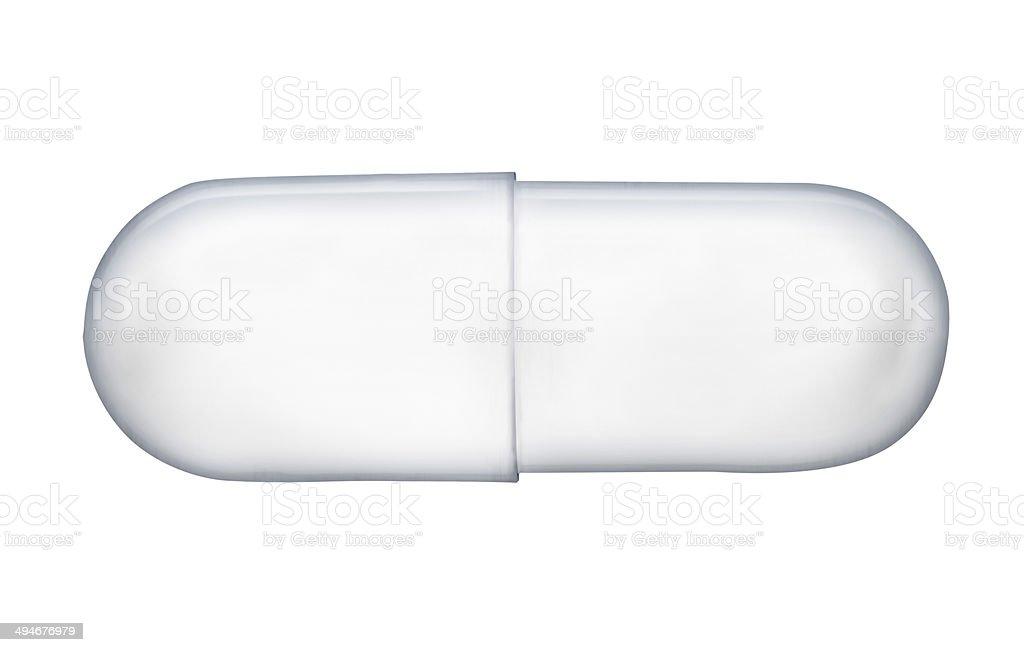 Capsule stock photo
