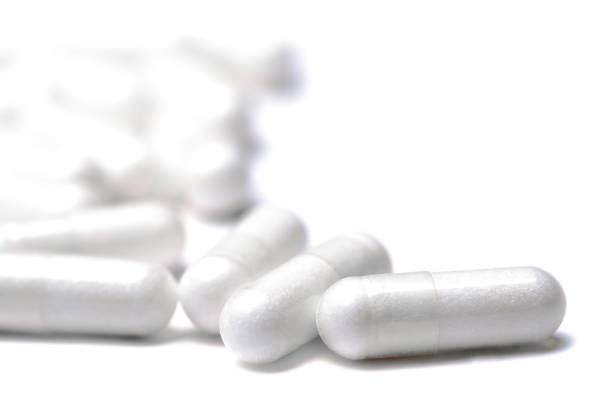 Capsule Pill stock photo