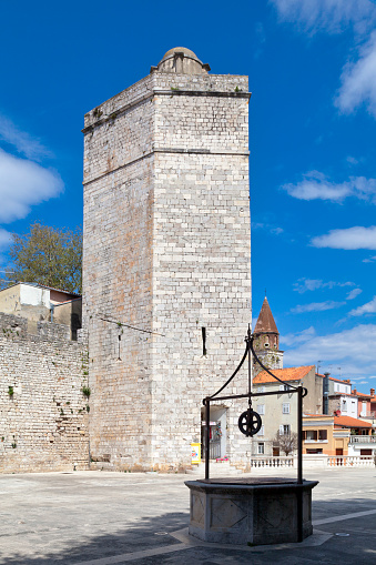 Captains Tower In Zadar Stock Photo - Download Image Now