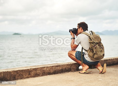 istock Capture the beauty of the world 639577902