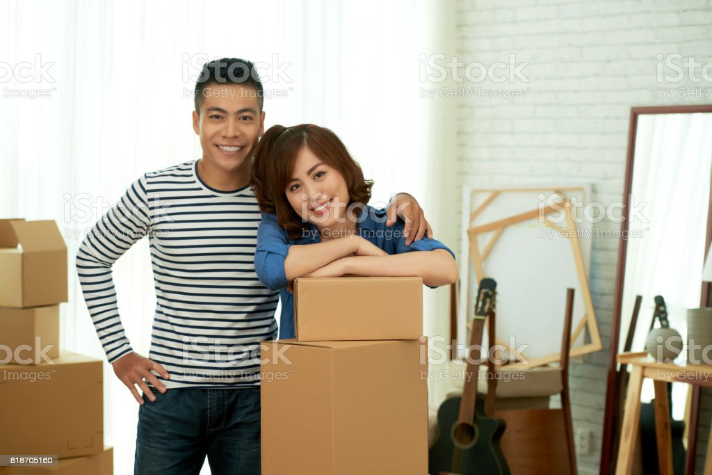 Capturing Important Step in Relationship stock photo
