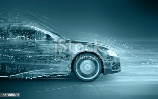 istock car abstract concept 452658623